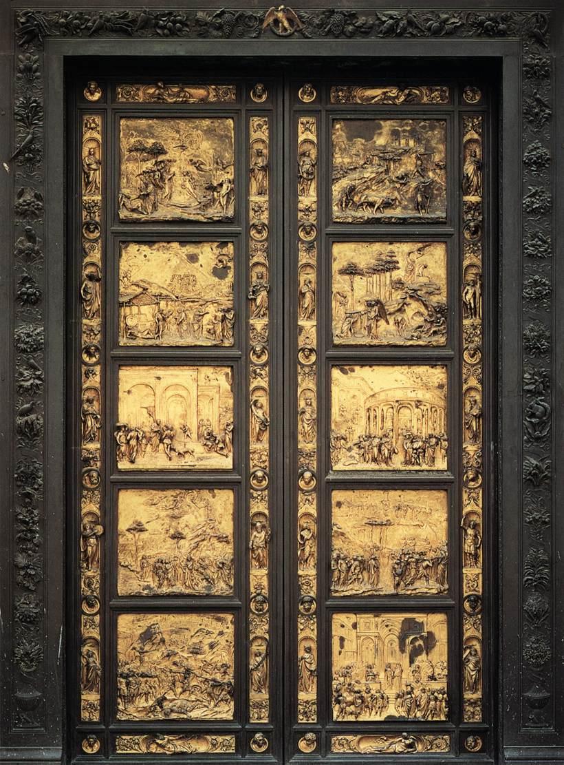 Iron is Born Lorenzo-ghiberti-eastern-door-of-the-baptistry1